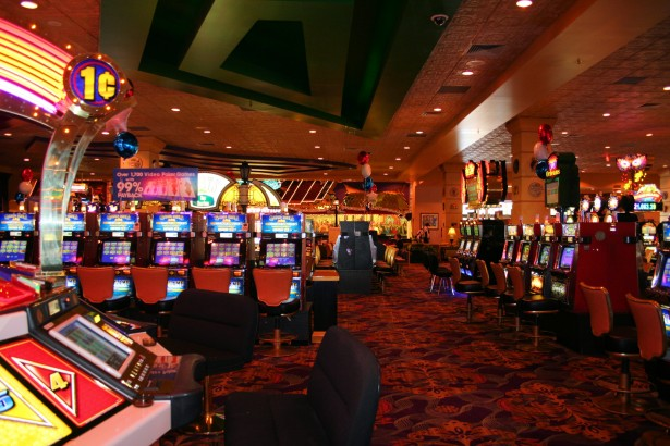 How To Increase Your Winning Percentage In Online Slot Machines
